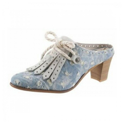 DKODE Sandale Sandale Blau 41