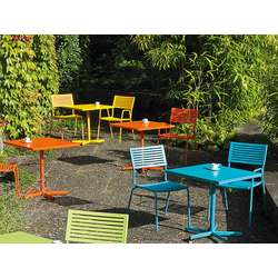 Metalltisch Basic Color Schaffner AG grau, Designer Schaffner