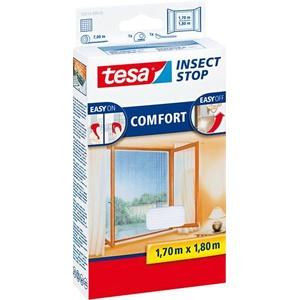 TESA Insect Stop Comfort 55914-20 Fliegengitter (L x B) 1700mm x 1800mm Weiß 1St.