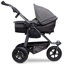 tfk Jogger-Kinderwagen schwarz