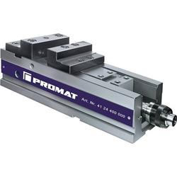 NC-Kompaktspanner Backen-B.160mm GGG Backen-H.50mm PROMAT