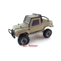 Amewi AMXRock Crawler AM24 4WD 1:24 RTR, senffarben / 22368
