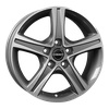 BORBET CWD mistral anthracite glossy polished 7x17 ET51 5X112 66,5,