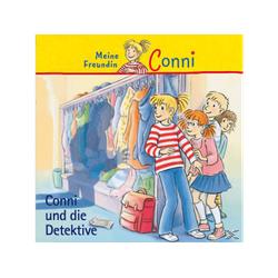 Conni Und Die Detektive - (CD)