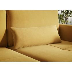 sit&more Sofakissen gelb