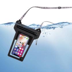 NITE Ize Mobiltelefontasche RunOff Phone Bag Schwarz NI-ROPPL-09-R3