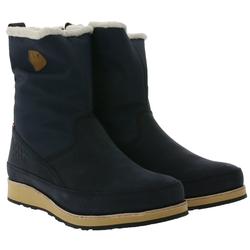 Dachstein DACHSTEIN Ocean Mid Winter-Boots praktische Damen Trekking-Stiefel Outdoor-Stiefel Dunkelblau Wanderstiefel