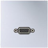 Jung MAAL1102 VGA, Aluminium)