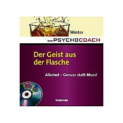 Der Geist aus der Flasche, m. Audio-CD