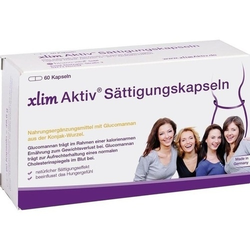 XLIM Aktiv Sättigungskapseln 60 St.