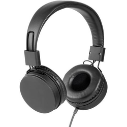 Vivanco NEOS HiFi On Ear Kopfhörer On Ear Ohrbügel Schwarz