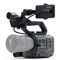 Sony Cinema Line FX6 Full Frame Professional Camcorder