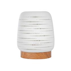 ONVAYA Duftlampe Duftlampe, Elektrisch, Farbe: creme weiß, Aroma Diffuser, Aromalampe, Duftstövchen, Modernes Duftlicht weiß