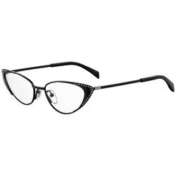 Moschino Brille MOS545 schwarz