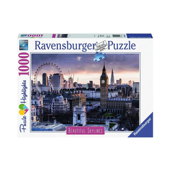 Ravensburger Puzzle Puzzle 1000 Teile, 70x50 cm, London, Puzzleteile