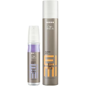 WELLA EIMI Sparset THERMAL IMAGE Spray 150ml + SUPER SET Haarspray 500ml