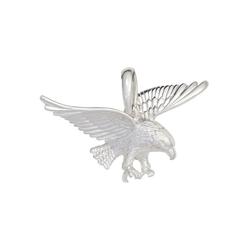 JOBO Kettenanhänger Adler, 925 Silber