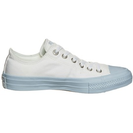 Converse Chuck Taylor All Star II Pastels Ox white/ light blue, 36