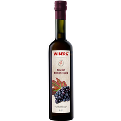 Rotwein Balsam-Essig 6 % Säure - WIBERG
