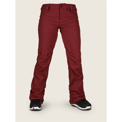 Hosen VOLCOM - Species Stretch Pant Burnt Red (BTR)