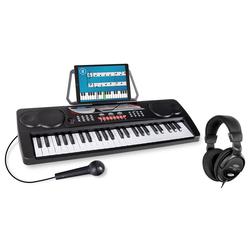 McGrey BK-4910BK Beginner-Keyboard Schwarz Set inkl. Kopfhörer