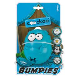 Coockoo Hundespielzeug Bumpies Mint, Maße: 11 x 8,7 x 7,5 cm