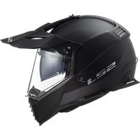 LS2 MX436 Pioneer Evo Solid Matt-Black