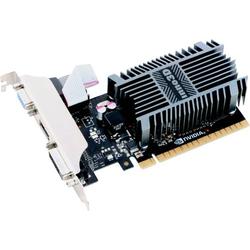 Inno 3D Grafikkarte Nvidia GeForce GT710 1GB DDR3-RAM PCIe x16 HDMI®, DVI, VGA