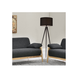 lux.pro Stehlampe, Stylische Stehleuchte Faro mit 3-füßigem Metallgestell