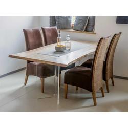 soma Esstisch Soma Esstisch Tisch Seattle 180/200 x 90/100 cm, A