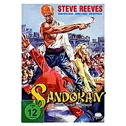 Sandokan - DVD  Filme
