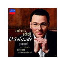 Andreas Scholl - OH SOLITUDE (CD)