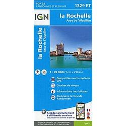 1329ET La Rochelle - Buch