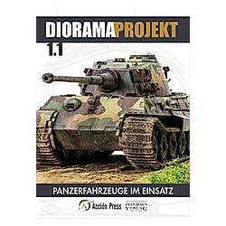 Diorama-Projekt 1.1 - Buch