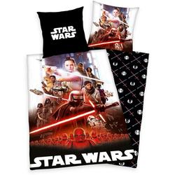 Wendebettwäsche Star Wars 9, Star Wars, mit allen Darstellern