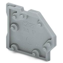 WAGO 745-338 Rasterzwischenstück Grau 500St.