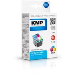 KMP Druckerkartusche Kompatibel HP 343