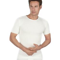 Medima Herren Unterhemd Shirt 50% Angora weiß Gr. L
