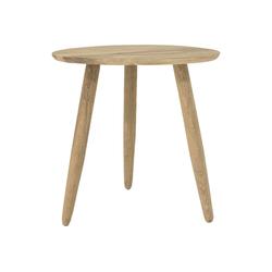 mokebo Beistelltisch Der Pausenheld, auch als Couchtisch im skandinavischen Design natur 40 cm x 41 cm x 40 cm