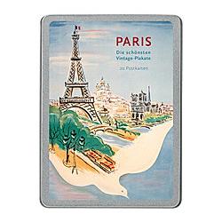 Paris, 20 Postkarten