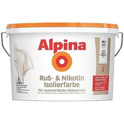 Alpina Farben Wandfarbe Ruß- und Nikotin 559511 5l