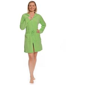 WeWo fashion Damen Kapuzenmantel 031 Limone, XXL