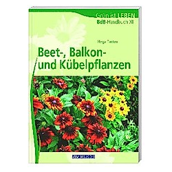 Beet-  Balkon- und Kübelpflanzen. Helga Panten  - Buch