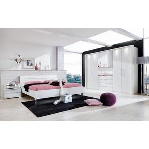 Wiemann Schlafzimmer Loft in alpinweiß