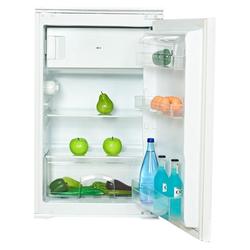 PKM Einbaukühlschrank KS 120.4 A+ EB, 87 cm hoch, 54 cm breit, mit Gefrierfach Schleppscharnier 120 Liter A+