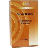 Aurica Stevia Blätter geschnitten