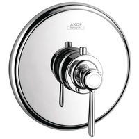 HANSGROHE Axor Montreux Brausethermostat 16824000 chrom, Highflow, Hebelgriff