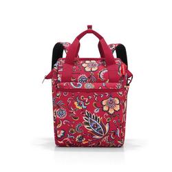 REISENTHEL® Cityrucksack, reisenthel Rucksack Backpack Tornister Tasche Ranzen allrounder R rot