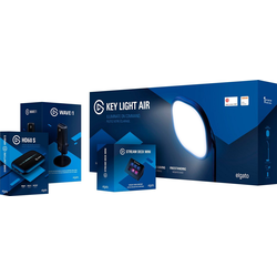 Elgato Streaming Boxen Streaming Bundle, Starter Pack