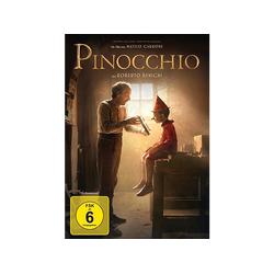 Pinocchio DVD